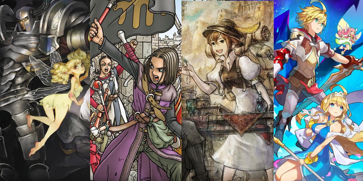 被玩家追捧,JRPG在日本游戏圈是个伪命题吗?