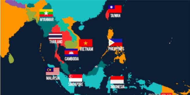 一带一路影响之下,东南亚跨境电商市场蓬勃发展,中国卖家跨境出海好机会!
