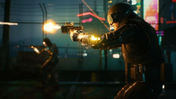 《赛博朋克2077》38GB大更新在Epic游戏商店被发现