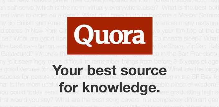 发现一个又能做电商营销又能学习的好地方:美版知乎Quora