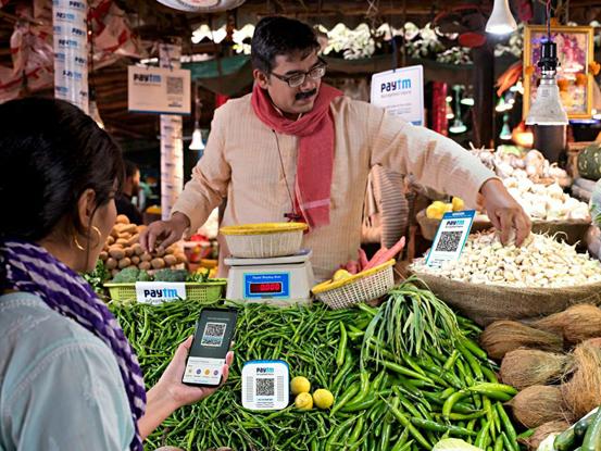 印度支付巨头Paytm正式递交招股说明书,蚂蚁集团或卖出5%股份