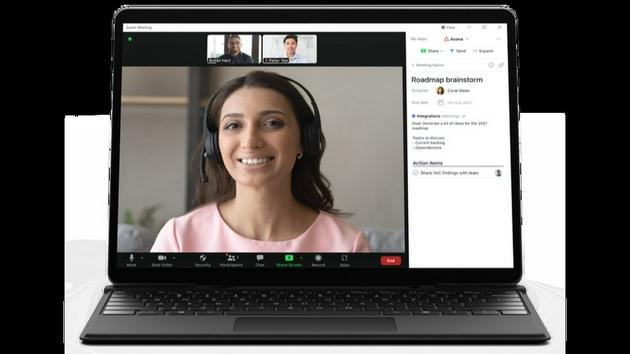 Zoom推出应用商店 将第三方应用整合进视频会议中
