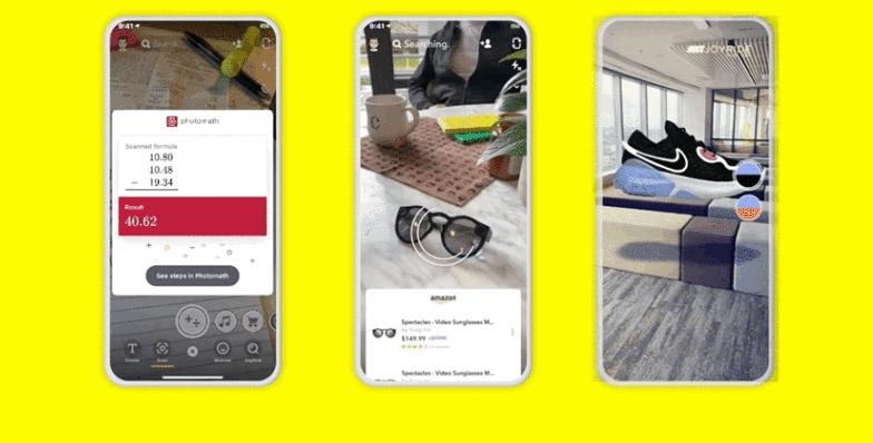 Snapchat报告:AR技术将成为人们购物体验的一部分