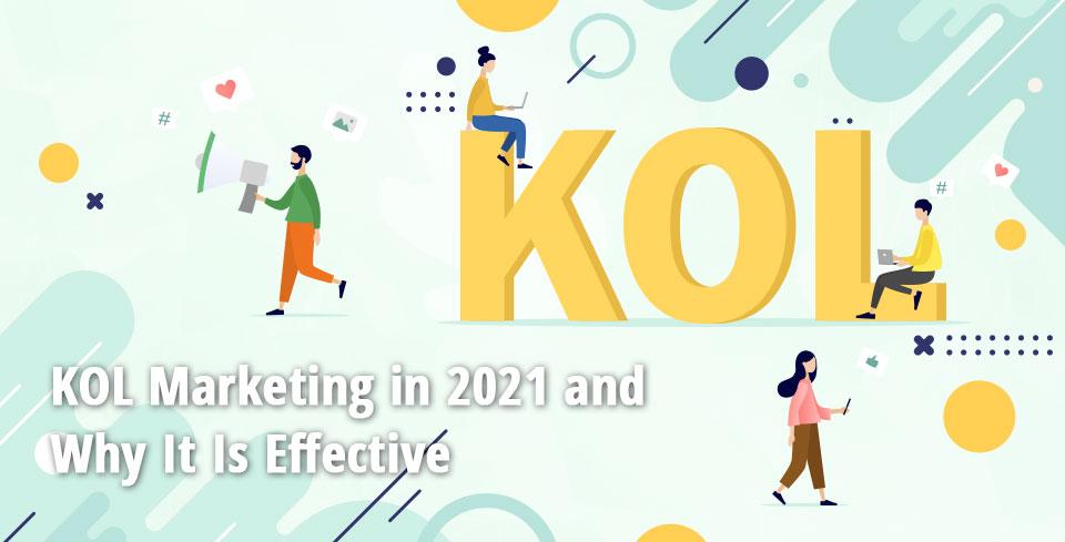 昕锐社:2021年的海外KOL营销及其有效原因