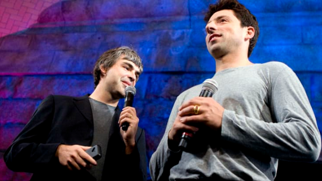 5月起谷歌两位创始人已股票套现10多亿美元