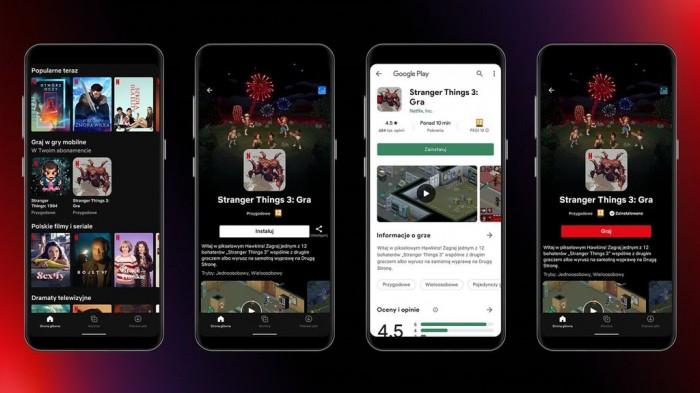 Netflix已在波兰测试Android游戏服务