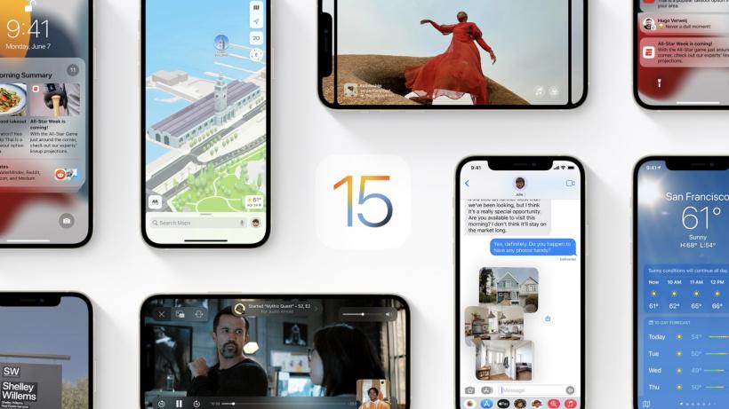 正式版发布在即,苹果:App Store现已开放iOS 15和iPadOS 15 App提交