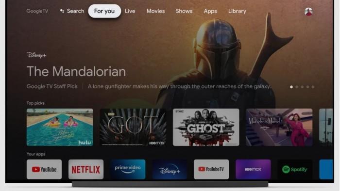 Google TV即将添加由广告支撑的免费电视频道