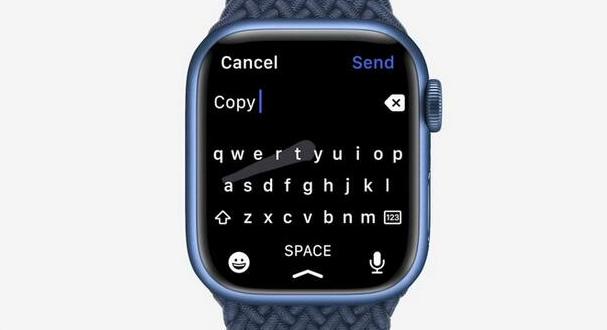 FlickType开发者起诉苹果:Apple Watch官方新输入法和其相似度很高