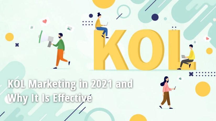 2021年KOL营销之成功方程式