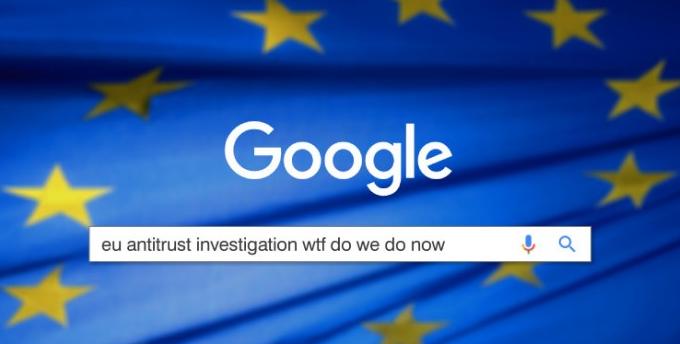 Google希望解决其数字广告业务的欧盟反垄断调查
