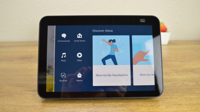 亚马逊或于今秋推出大屏壁挂Echo智能设备和条形音箱