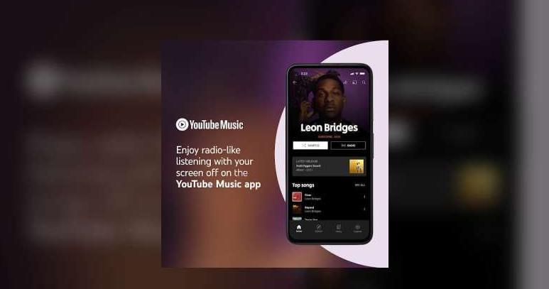 YouTube Music背景播放功能 11月向免费版用户提供