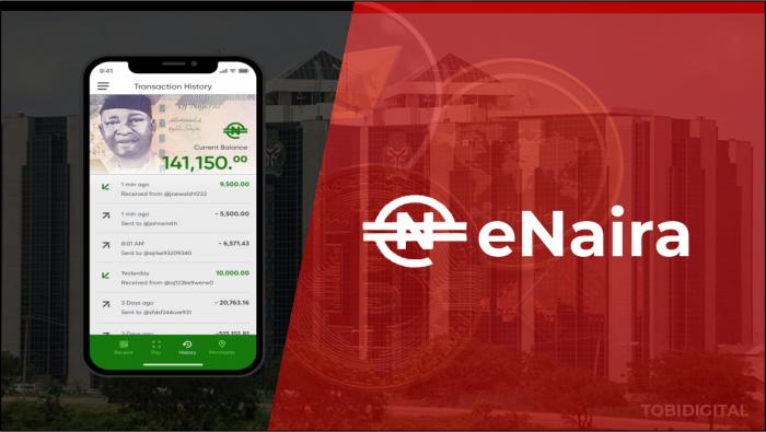"""尼日利亚即将推出法定数字货币""""电子奈拉"""""""