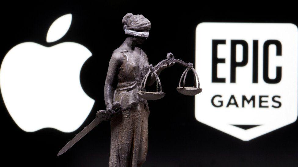 Epic大战苹果 苹果对判决再次提出上诉