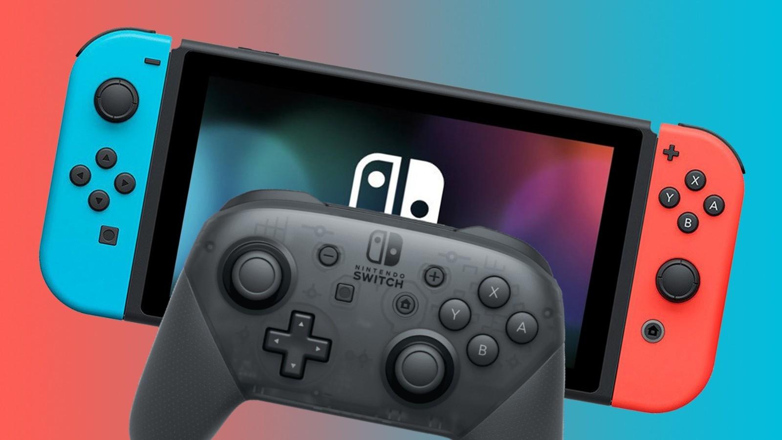 FCC信息显示任天堂正为Switch准备新手柄